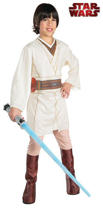 Child Obi-Wan Kenobi Costume - BOYS - Halloween & Party Costumes - America Likes To Party