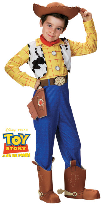 Child Woody Costume - BOYS - Halloween & Party Costumes - America Likes To Party