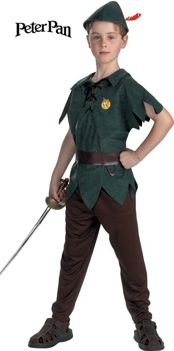 Child Peter Pan Costume - BOYS - Halloween & Party Costumes - America Likes To Party