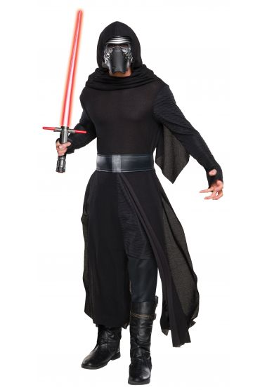 Adult Kylo Ren Costume - ADULT MALE - Halloween & Party Costumes - America Likes To Party
