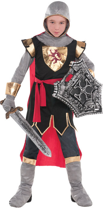Child Brave Crusader Costume - BOYS - Halloween & Party Costumes - America Likes To Party