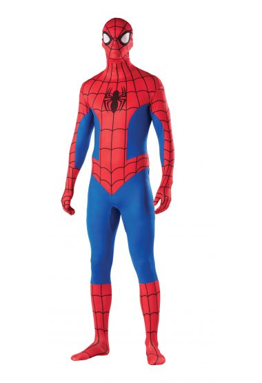 Adult Spiderman Costume - ADULT MALE - Halloween & Party Costumes - America Likes To Party