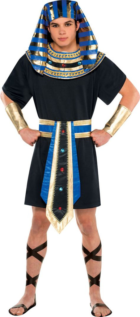 Adult Egyptian Pharaoh Costume - ADULT MALE - Halloween & Party Costumes - America Likes To Party