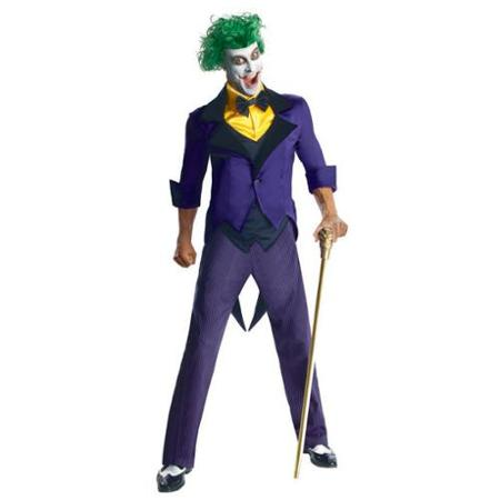 Adult Joker Costume - ADULT MALE - Halloween & Party Costumes - America Likes To Party