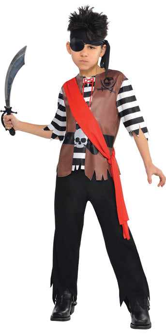 Child Ahoy Captain Costume - BOYS - Halloween & Party Costumes - America Likes To Party