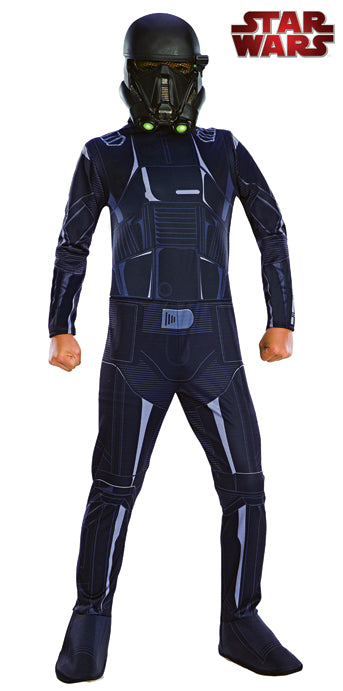 Child EP 7 Death Trooper Costume - BOYS - Halloween & Party Costumes - America Likes To Party