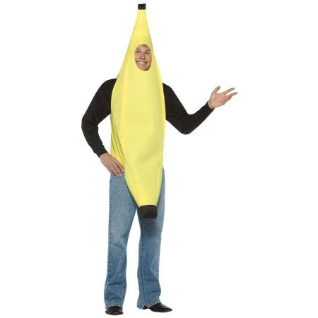 Adult Banana Costume - ADULT MALE - Halloween & Party Costumes - America Likes To Party