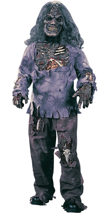 Child Burnt Zombie Costume - BOYS - Halloween & Party Costumes - America Likes To Party