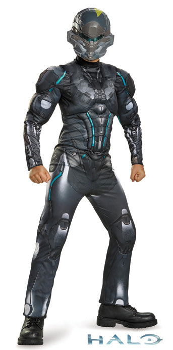 Child Halo Spartan Locke Costume - BOYS - Halloween & Party Costumes - America Likes To Party