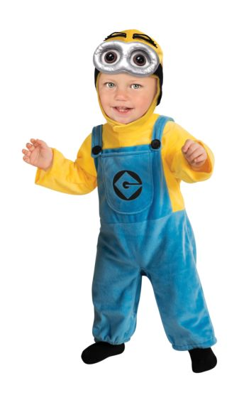 Infant Minion Dave Costume #003