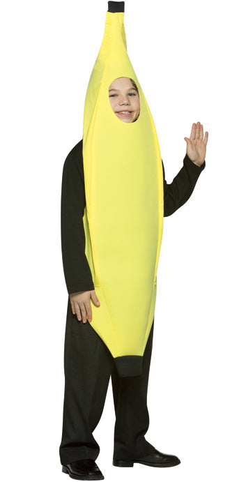 Child Banana Costume - BOYS - Halloween & Party Costumes - America Likes To Party