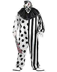 Adult Killer Clown Costume - ADULT MALE - Halloween & Party Costumes - America Likes To Party