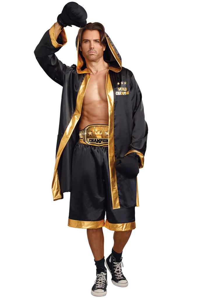 Adult Mens World Champion Costume - ADULT MALE - Halloween & Party Costumes - America Likes To Party