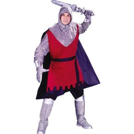 Adult Medieval Knight Costume - ADULT MALE - Halloween & Party Costumes - America Likes To Party