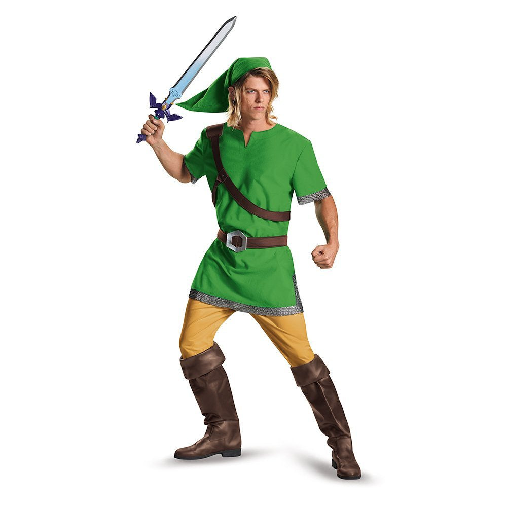Adult Link Costume - ADULT MALE - Halloween & Party Costumes - America Likes To Party
