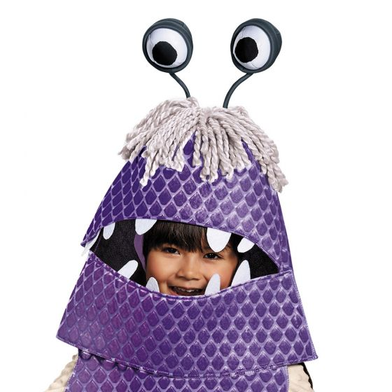 Toddler Boo Deluxe Costume #010