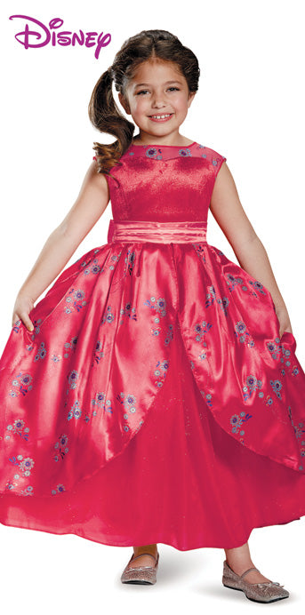 Child Elena of Avalor Ball Gown Costume - GIRLS - Halloween & Party Costumes - America Likes To Party