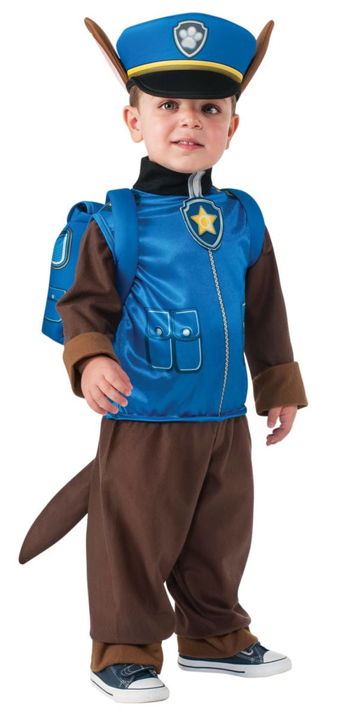Toddler Paw Patrol Chase Costume #037