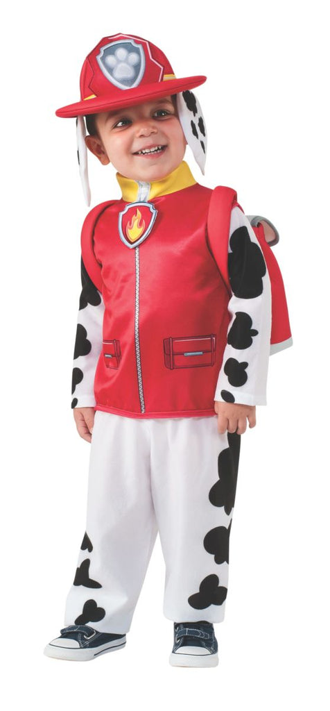 Toddler Paw Patrol Marshall Costume #037