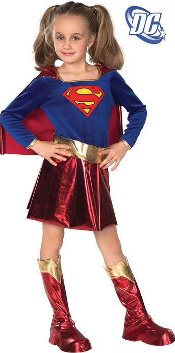Child Supergirl Costume - GIRLS - Halloween & Party Costumes - America Likes To Party