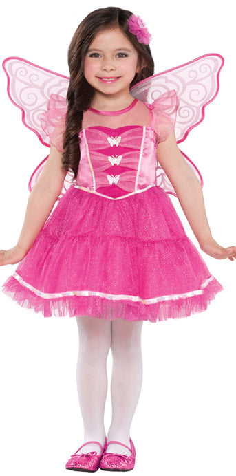 Child Butterfly Kisses Costume - GIRLS - Halloween & Party Costumes - America Likes To Party