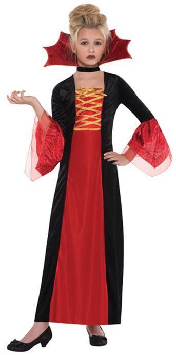 Child Gothic Princess Costume - GIRLS - Halloween & Party Costumes - America Likes To Party
