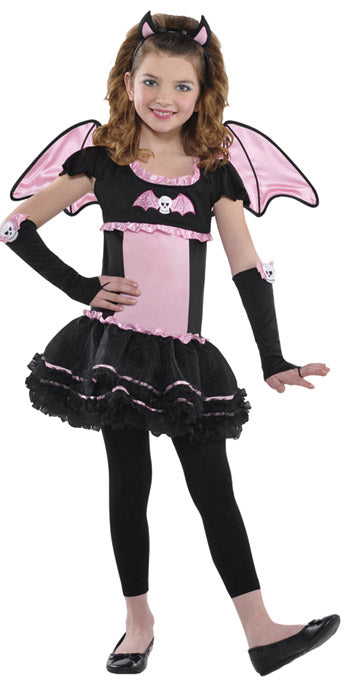 Child Bat to the Bone Costume - GIRLS - Halloween & Party Costumes - America Likes To Party