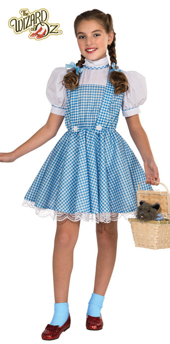 Child Dorothy Costume - GIRLS - Halloween & Party Costumes - America Likes To Party