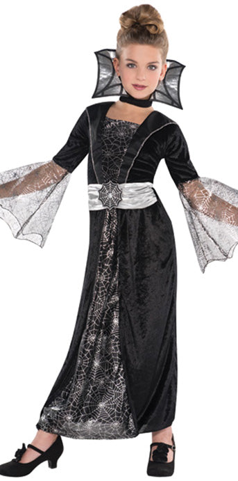 Child Dark Countess Costume - GIRLS - Halloween & Party Costumes - America Likes To Party