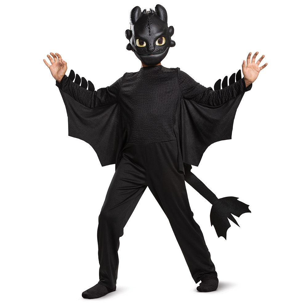 ToddlerToothless Costume #080