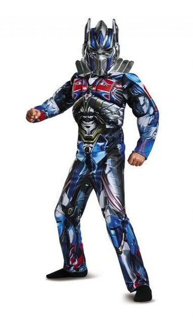 Child Optimus Prime Deluxe Costume #110