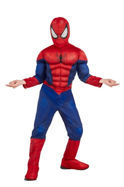 Child Spiderman Deluxe Costume #136
