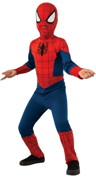 Child Spiderman Classic Costume #136