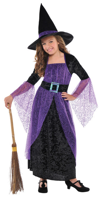 Child Pretty Potion Witch Costume - GIRLS - Halloween & Party Costumes - America Likes To Party