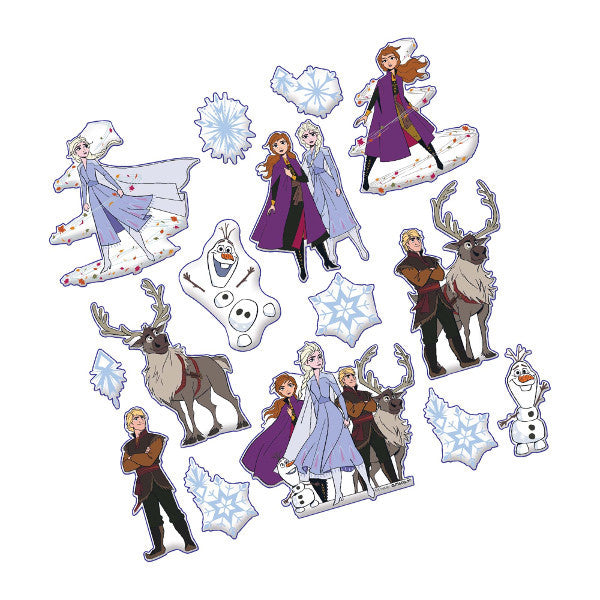 ©Disney Frozen 2 Puffy Stickers