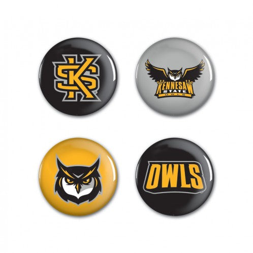 Kennesaw State University Buttons
