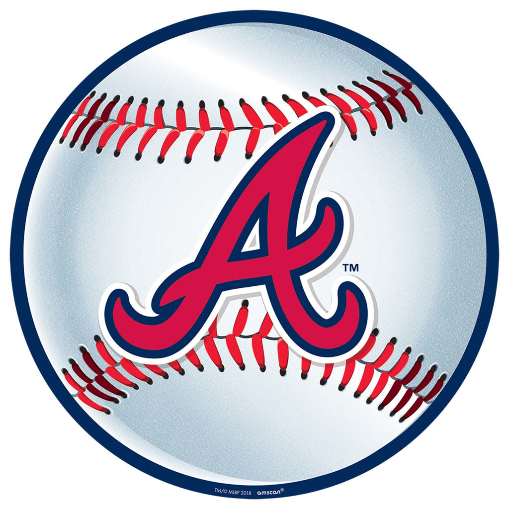 Atlanta Braves Cutout