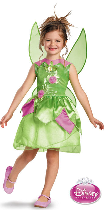 Child Tinkerbell Classic Costume - GIRLS - Halloween & Party Costumes - America Likes To Party