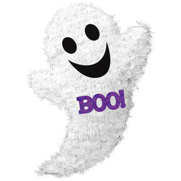 Ghost Tinsel Decoration