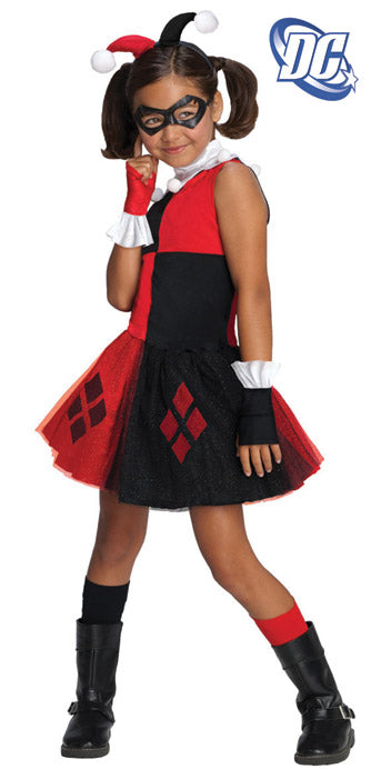 Child Harley Quinn Costume - GIRLS - Halloween & Party Costumes - America Likes To Party