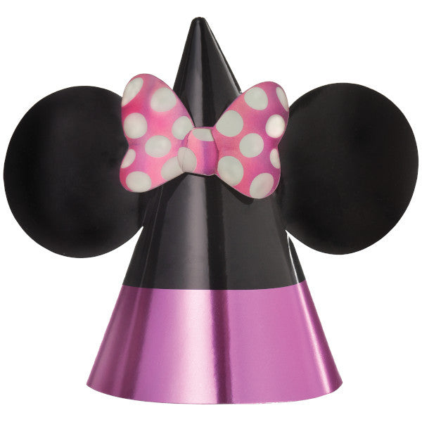 Minnie Mouse Cone Hats