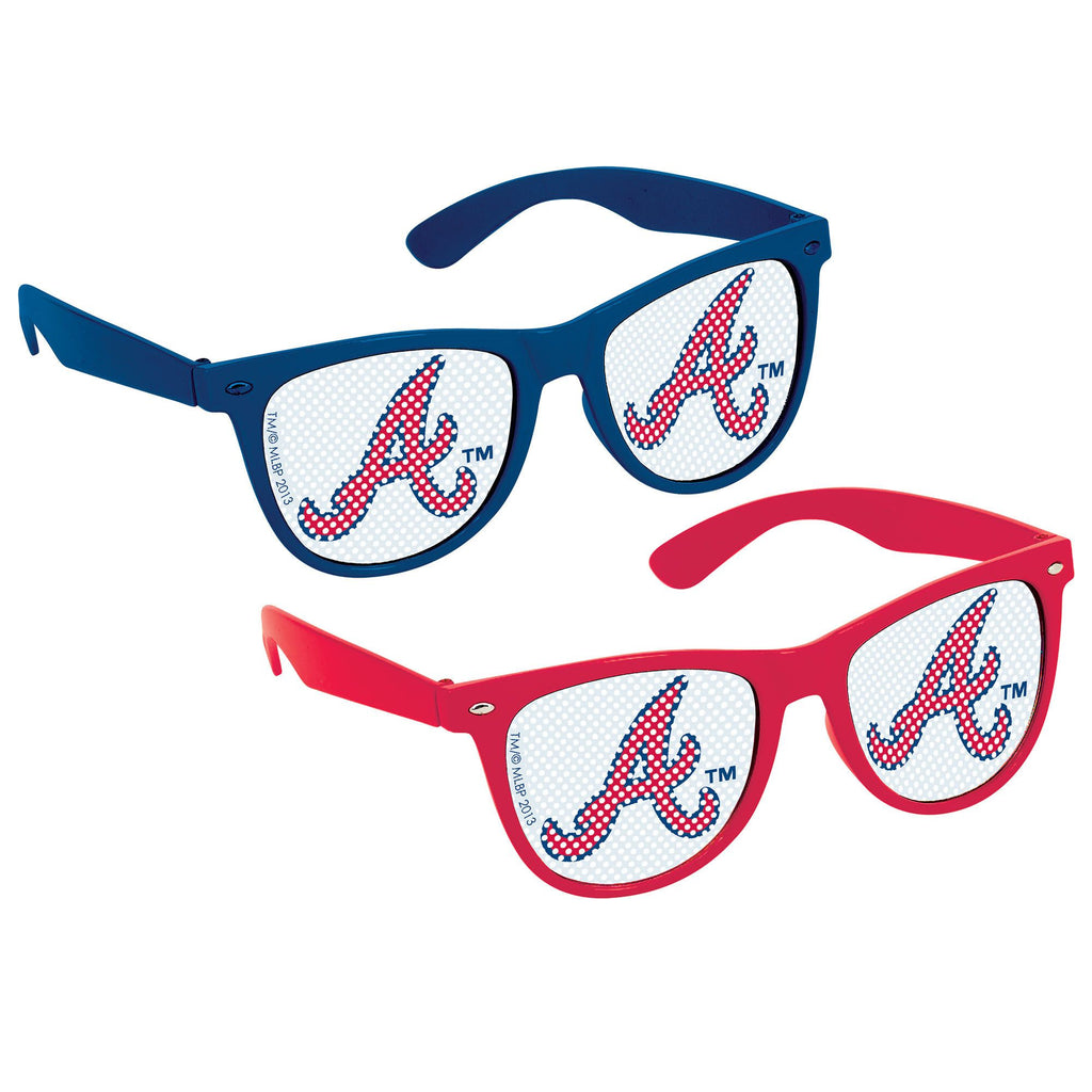 Atlanta Braves Printed Glasses