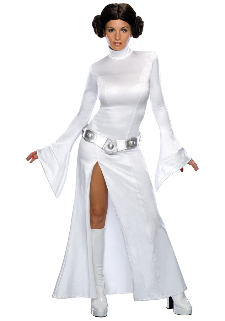 Adult Princess Leia Costume - ADULT FEMALE - Halloween & Party Costumes - America Likes To Party