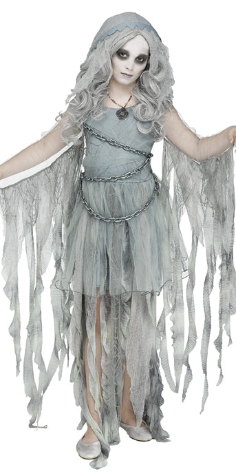 Child Enchanted Ghost Costume - GIRLS - Halloween & Party Costumes - America Likes To Party