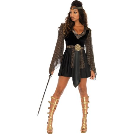 Adult Glamazon Warrior Costume - ADULT FEMALE - Halloween & Party Costumes - America Likes To Party