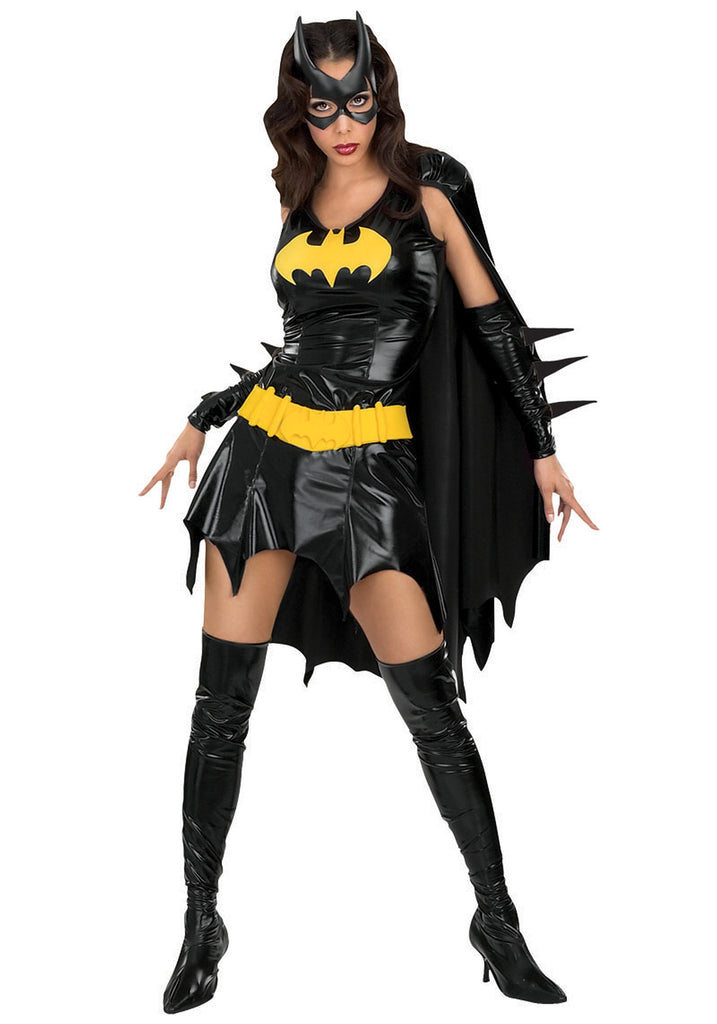 Adult Batgirl Costume - ADULT FEMALE - Halloween & Party Costumes - America Likes To Party