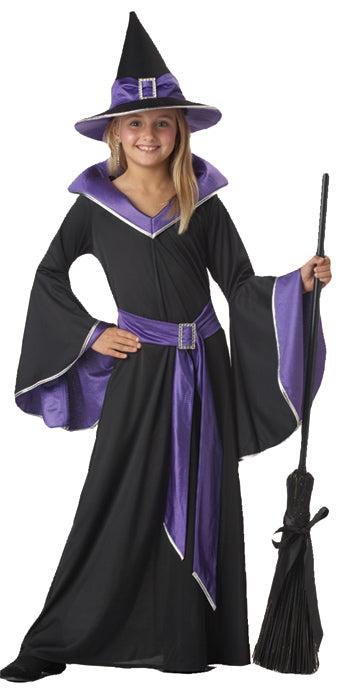 Child Incantasia, The Glamour Witch Costume - GIRLS - Halloween & Party Costumes - America Likes To Party