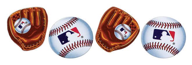 MLB Confetti 1.2oz - BASEBALL/SOFTBALL - Party Supplies - America Likes To Party