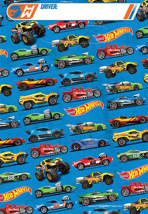 Hot Wheels Loot Bags 8ct - *HOT WHEELS - Party Supplies - America Likes To Party