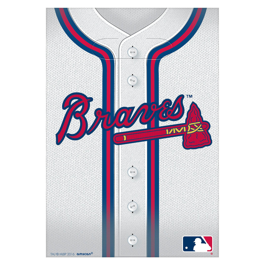 Atlanta Braves Favor Bags